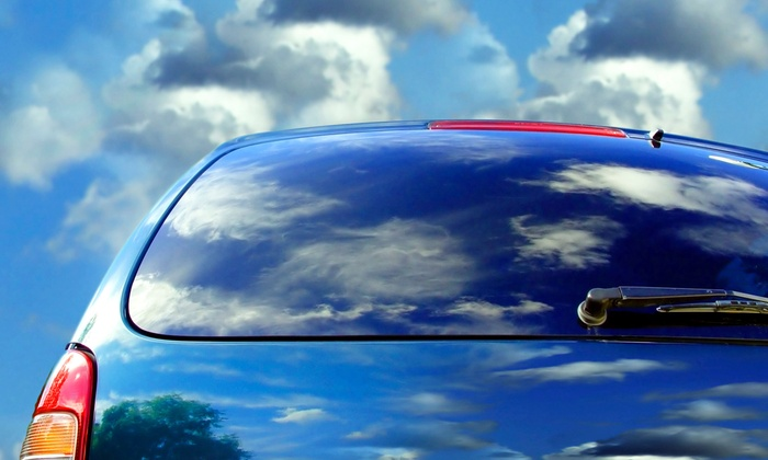 Precision Auto Glass Repair - Baltimore-Govans: $29 for Three Windshield-Chip Repairs at Precision Auto Glass Repair ($75 Value)