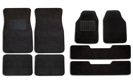 Premium Carpet Floor Mats for Cars and Trucks