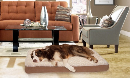 Deluxe Orthopedic Pet Mattress