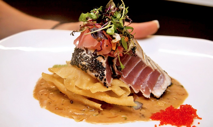 The Portly Chef - North Vancouver: Upscale West Coast Cuisine for Lunch or Dinner at The Portly Chef (Up to 50% Off). Five Options Available.