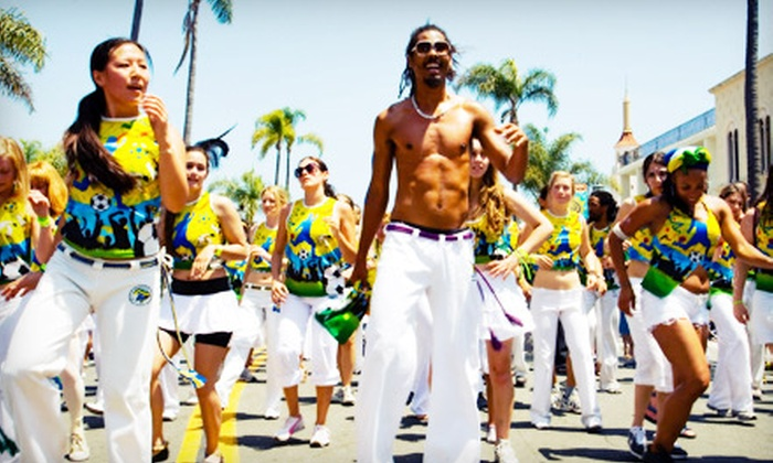 Capoeira Batuque Santa Barbara - Goleta: 5 or 10 Capoeira Classes at Capoeira Batuque Santa Barbara (75% Off)