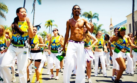 5 or 10 Capoeira Classes at Capoeira Batuque Santa Barbara (75% Off)