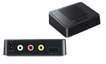 RCA WiFi Streaming Media Player (Refurbished). Free Returns.