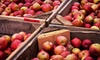 Wallingford's Fruit House - Auburn: $15 for $30 Worth of Farm-Fresh Apples, Pumpkins, and Donuts at Wallingford's Fruit House