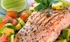 43% Off Gourmet Seafood at Shoku Restaurant