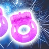 2-Pack of Vibrating Love Rings