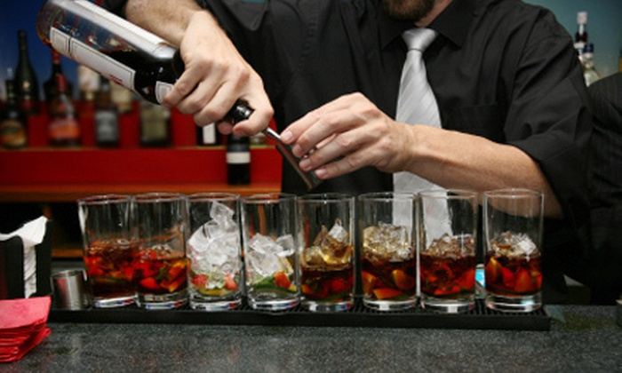 Mixology Bartending Academy - San Diego: $145 for a Bartending Course at Mixology Bartending Academy (Up to a $299 Value)