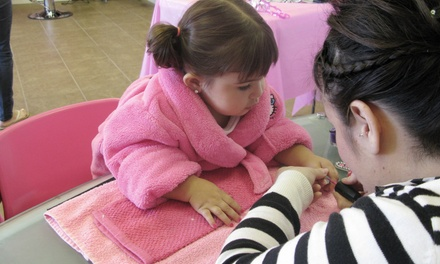$16 for a Mom and Daughter Manicure at Totally Spoiled ($40 Value)