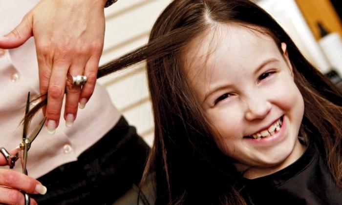 Sharkey's Cuts For Kids - Mesa: A Children's Haircut from Sharkey's Cuts for Kids - Mesa, AZ (60% Off)