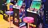 Acceso a salón arcade