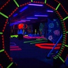 Up to 53% Off Black-Light Mini Golf at Glow-A-Rama