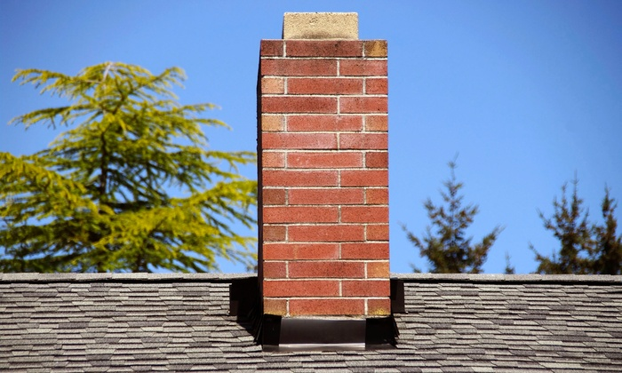 Hybrid Home Services - Victoria: Single-Tier Gutter Cleaning, a Chimney-Flue Cleaning, or Both from Hybrid Home Services (Up to 54% Off)
