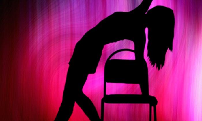 Allure Dance & Fitness Studio - Multiple Locations: 5 or 10 Fitness or Exotic-Dance Fitness Classes at Allure Dance & Fitness Studio (Up to 76% Off)