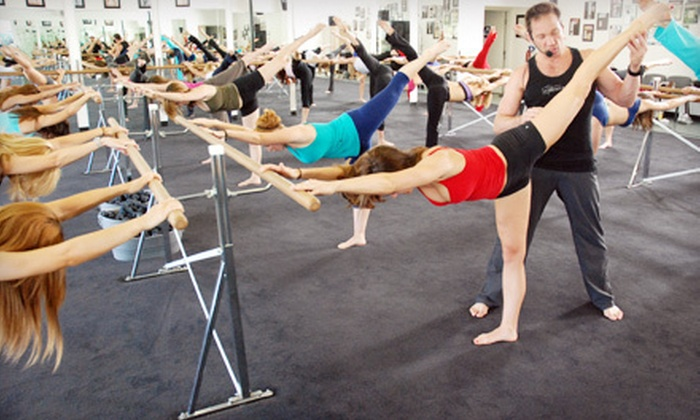 Cardio Barre - Redondo Beach: $39 for 10 Ballet-Inspired Fitness Classes at Cardio Barre ($150 Value)