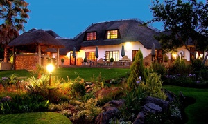 Bayete Estate: Spa Packages with Sparkling Wine and Breakfast from R792 at Bayete Estate (Up to 52% Off)