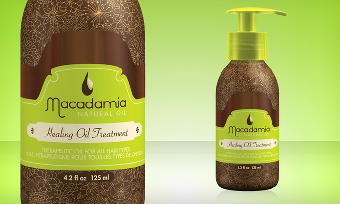 Macadamia Healing Oil Hair Treatment for Men and Women: $34.99 for a 10 Oz. Macadamia Healing Oil Hair Treatment for Men and Women ($75 List Price). Free Shipping.