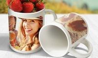 1 ou 2 mugs magiques personnalisés à partir de 3,99 €