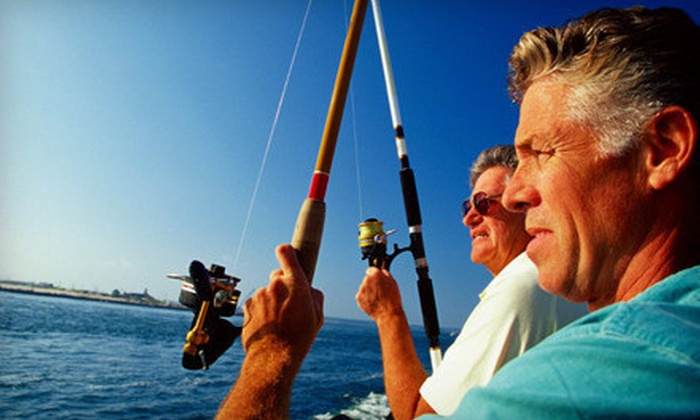 Red Devil Fishing Adventures - St. Petersburg: Four- or Eight-Hour Trip for Up to Six from Red Devil Fishing Adventures (Up to Half Off)