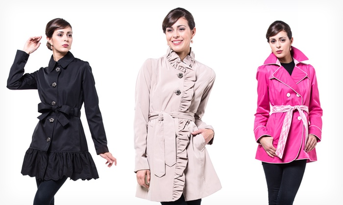 Betsey Johnson Trench Coats: Betsey Johnson Trench Coats (Up to 72% Off). 5 Styles Available. Free Shipping and Returns.