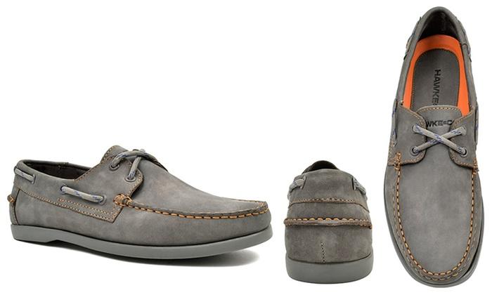Hawke & Co. Men's Legend Boat Shoes (Size 8)