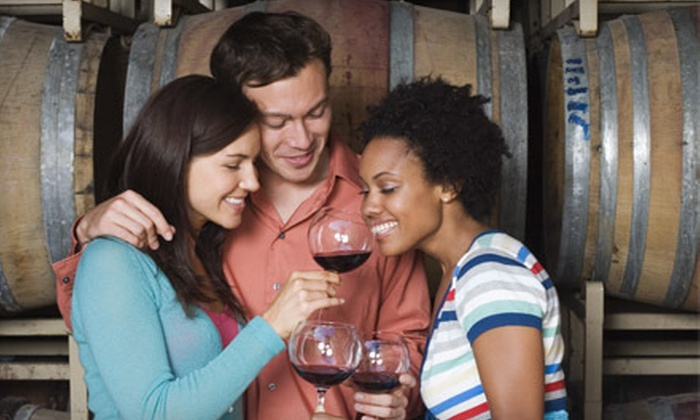 Living Adventure Tours - Multiple Locations: Winter Wine Bus Tours from Living Adventure Tours (Half Off)