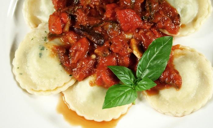 Biscotti's Ristorante - New Fairfield: Italian Dinner Cuisine for Two at Biscotti's Ristorante (Up to 42% Off)