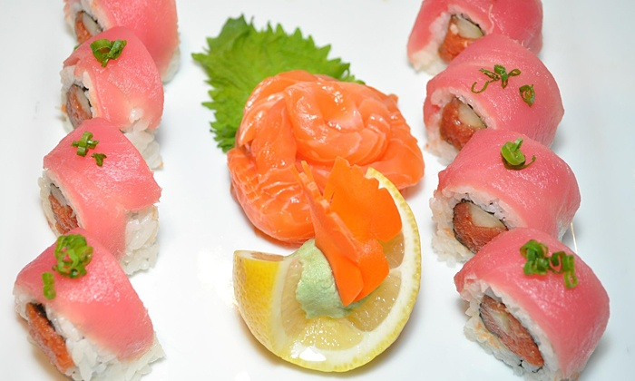 Xtreme Sushi & Sterlinng Steakhouse - Paradise: $20 for $40 Worth of Japanese Cuisine at Xtreme Sushi & Sterlinng Steakhouse