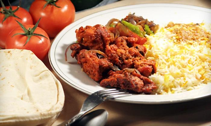 Raj Darbar - North Side: $20 for $40 Worth of Michelin Bib Gourmand-Rated Indian Food and Drinks at Raj Darbar