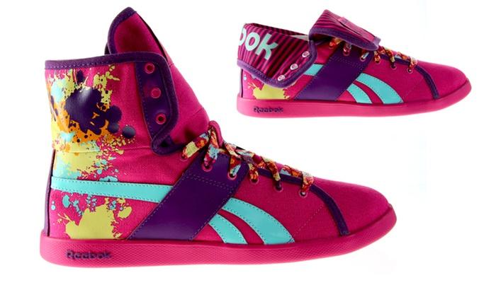 Damskie buty Reebok Top Down | Groupon