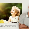 """16""""x20"""" Custom Gallery-Wrapped Canvases from Canvas On Demand"""
