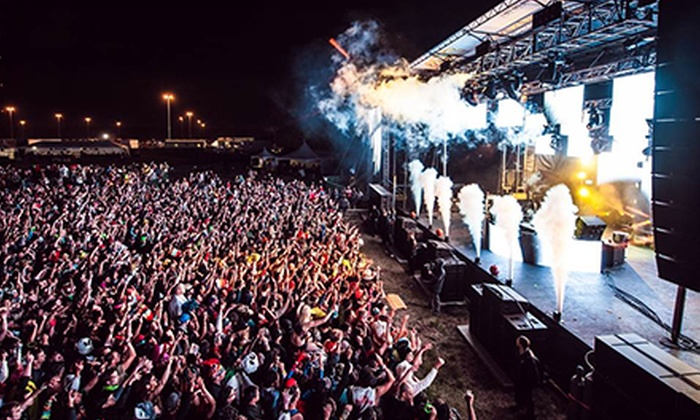 Magnetic Music Festival - Acworth-Kennesaw: Magnetic Music Festival Featuring Kid Cudi, Flux Pavilion, and Dash Berlin on April 20 (Up to 38% Off)