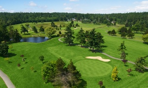 Whidbey Golf Club: Golf for One, Two, or Four with Cart Rental and Unlimited Range Balls at Whidbey Golf and Country Club (Up to $ Off)