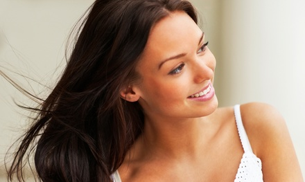 Haircut, Highlights or Full Color with Melissa at Dolores Hair Designers (Up to 61% Off)
