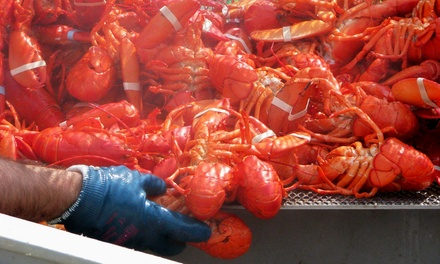 The Great American Lobster Fest at Navy Pier on Saturday, August 16 or Sunday, August 17 (Up to 36% Off)