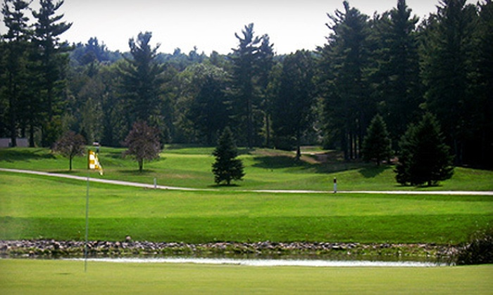Townsend Ridge Country Club - Townsend: $28 for an 18-Hole Round of Golf with Cart Rental at Townsend Ridge Country Club (Up to $64 Value)