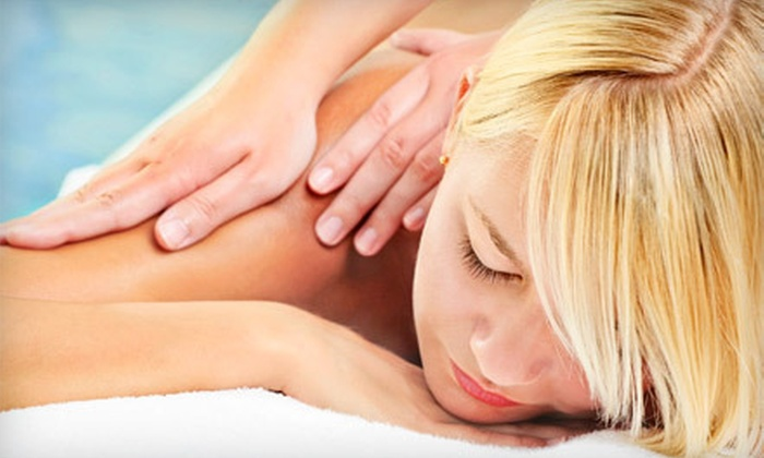 Village Chiropractic and Massage - Lafayette: One or Three Deep-Tissue Massages at Village Chiropractic and Massage (Up to 56% Off)