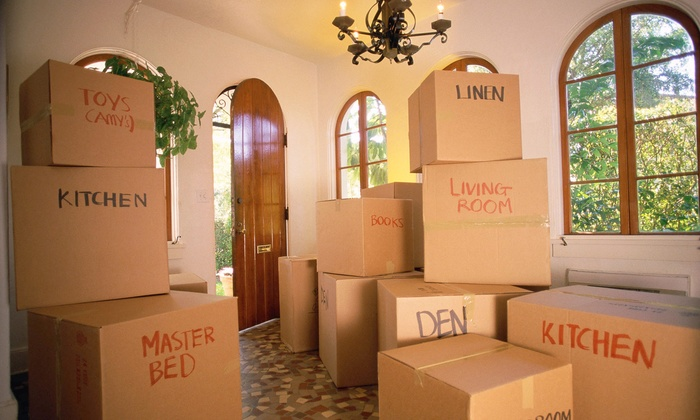 SFL Worldwide - Dallas: $70 for Two Hours of Moving Services with Two Men and a Truck from SFL Worldwide ($140 Value)