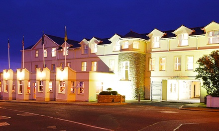 Co. Donegal: 2 Nights for Two with Breakfast at Ballyliffin Hotel