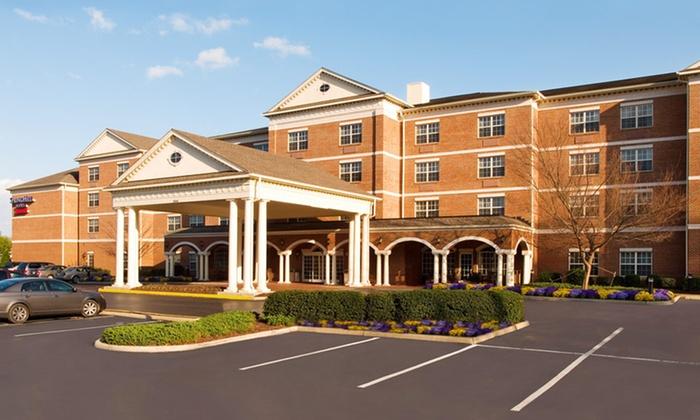 SpringHill Suites by Marriott Williamsburg - Williamsburg, VA: Stay at SpringHill Suites by Marriott Williamsburg in Williamsburg, VA, with Dates into December