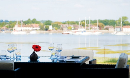Tribute Night and a Three-Course Dinner for Two at The Langstone