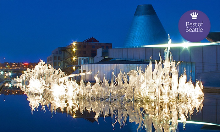 Museum of Glass - New Tacoma: Visit for One or Two to the Museum of Glass (Up to 21% Off)