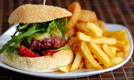 $12 for Two Groupons, Each Good for $10 at Wooden Nickel Sports Bar & Grill ($20 Total Value)