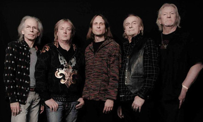 Yes - Louisville Palace: $30 to See Yes at Louisville Palace on Sunday, March 17, at 7:30 p.m. (Up to $62.50 Value)