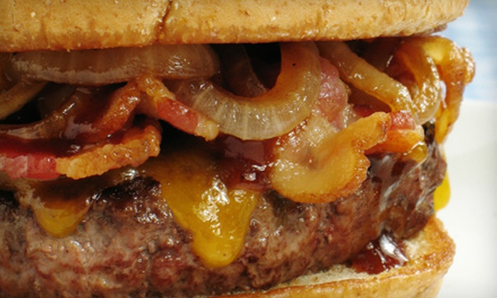 State Street Grill - Pleasant Grove: $6 for $12 Worth of Burgers, Hot Dogs, and Shakes at State Street Grill