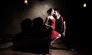 Adelante Dance Studio: 5 or 10 Salsa or Bachata Classes for One or Two at Adelante Dance Studio (Up to 60% Off)