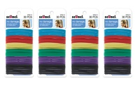 GROUPON: 120-Pack of Scunci Elastic Hair Ties 120-Pack of Scunci Elastic Hair Ties