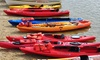 Marsh Creek Watersports - Marsh Creek State Park : Two-Hour Paddleboard or Double Kayak Rental from Marsh Creek Watersports (Up to 51% Off)