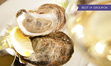 $25 for $50 Worth of Seafood and Drinks at King Crab Oyster Bar & Grill