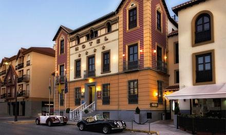Granada: 1, 2 o 3 noches para dos con detalle de bienvenida y late check-out en Hotel Casa del Trigo 4*