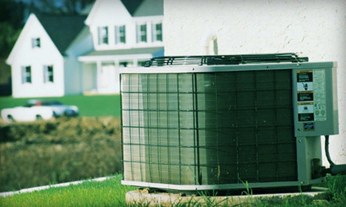 Mechanical Airflow Services - Allentown / Reading: $59 for a Natural-Gas Heating-System and Air-Conditioner Tune-Up from Mechanical Airflow Services ($120 Value)